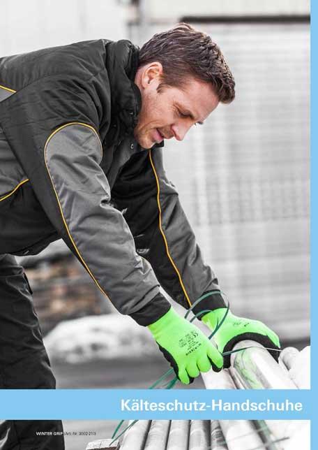 Kapitel Kälteschutzhandschuhe